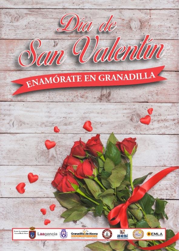 Día de San Valentín: 'Enamórate en Granadilla'