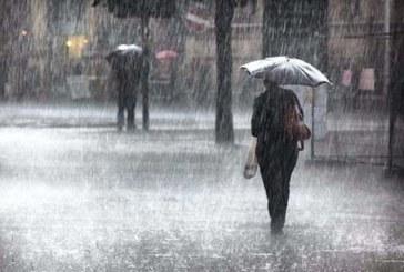 Alerta de tormenta con suspensión de las actividades del Carnaval programadas para este viernes, sábado y domingo