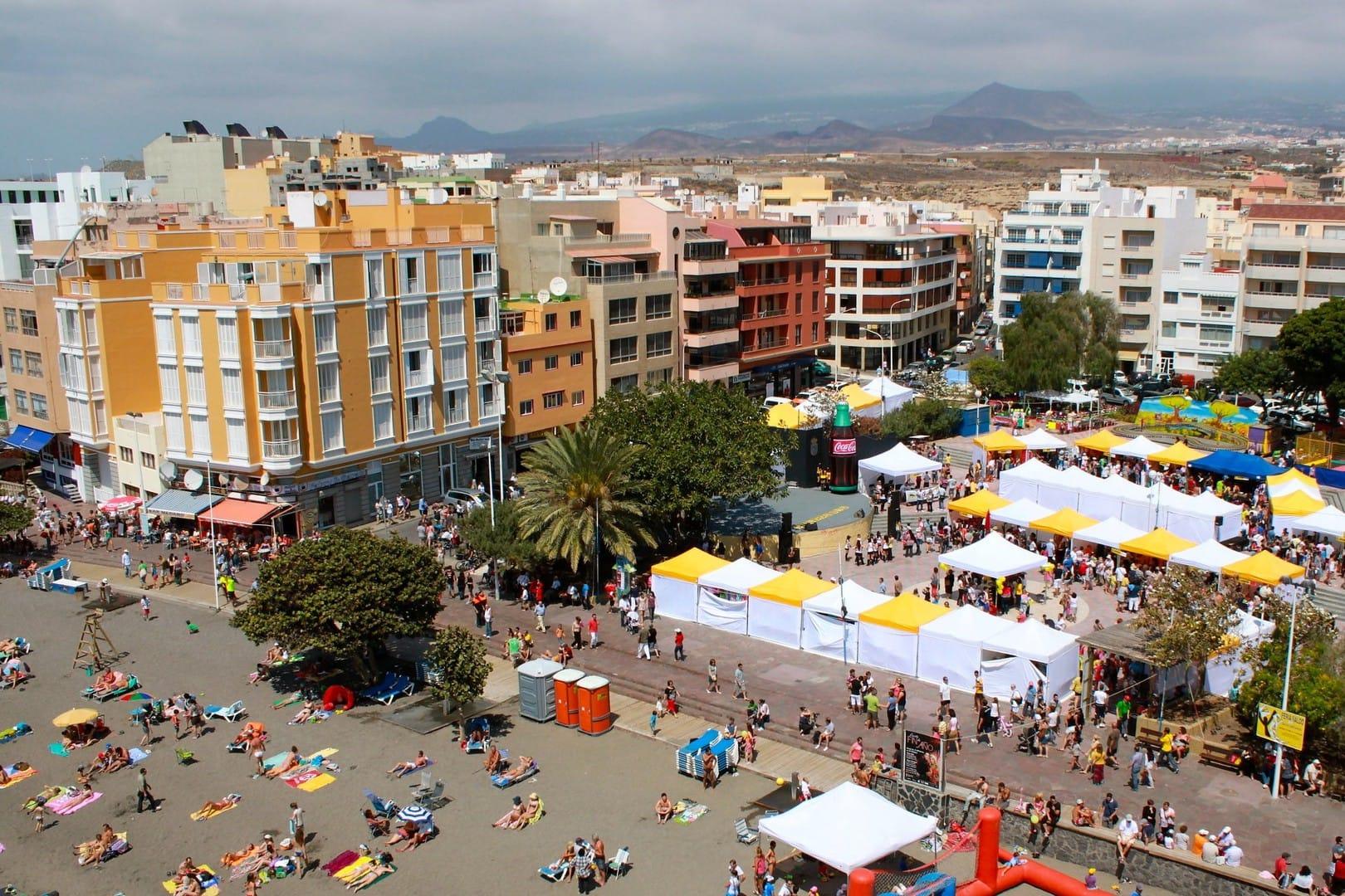 La 'Feria del Comercio y Servicios', este sábado y domingo en El Médano