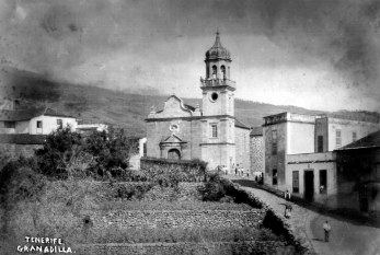400 años de la 'Parroquia de San Antonio de Padua' (I)