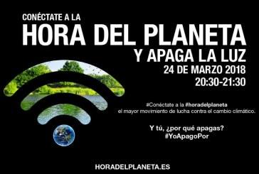 La 'Hora del Planeta', este sábado entre las 20,30 y las 21,30 horas