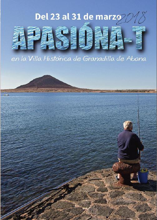 Programa 'APASIÓNA-T', del 23 al 31 de marzo en El Médano y Los Abrigos