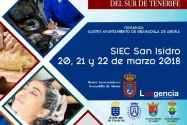La V edición de la 'Feria de las Profesiones y el Empleo del Sur de Tenerife', este martes, miércoles y jueves en el SIEC