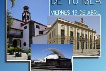 La inscripción a la actividad para mayores de 55 años 'Conoce los rincones de tu isla- Visita guiada por el casco histórico de Santa Cruz' finaliza este miércoles