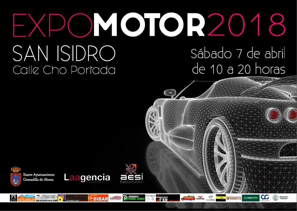 'Expomotor 2018', este sábado en San Isidro