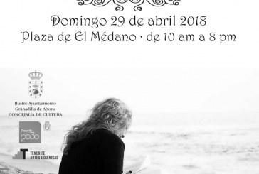 Programa de actividades de la 'II Feria del Libro' que se celebra este domingo en la Plaza Central de El Médano