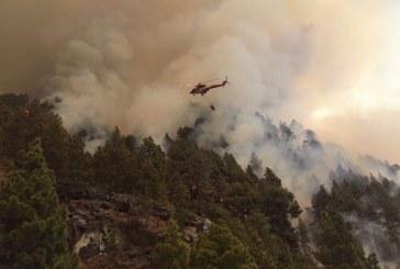 Reflexiones y conclusiones del 'atípico' incendio forestal ocurrido el pasado día 8 en el entorno del Paisaje Lunar