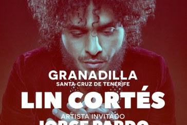 'Lin Cortés' en concierto  con 'Jorge Pardo' como artista invitado, este viernes en el SIEC