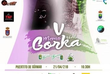 'Una manita para Clesay' en la Carrera 'V Memorial Gorka', este sábado en el Puertito de Güímar
