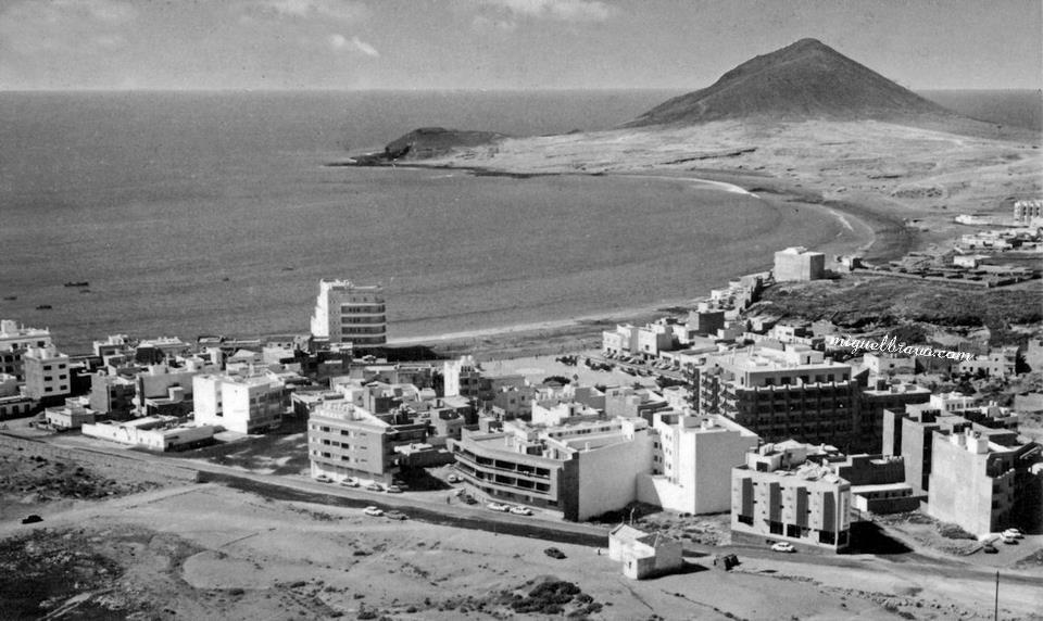 'El Médano, o la lucha por conservar un enclave arenoso único en Tenerife', de Rincones del Atlántico (y II)