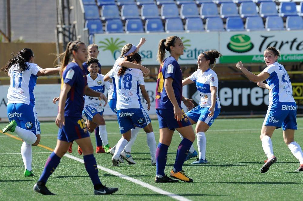 Granadilla Tenerife Egatesa – Sevilla FC, hoy a las 12:00 en La Palmera