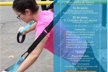 Inscripción gratuita con plazas limitadas para la 'Jornada de Iniciación al Trabajo de Fuerza para Mujeres' del día 26 de mayo en San Isidro