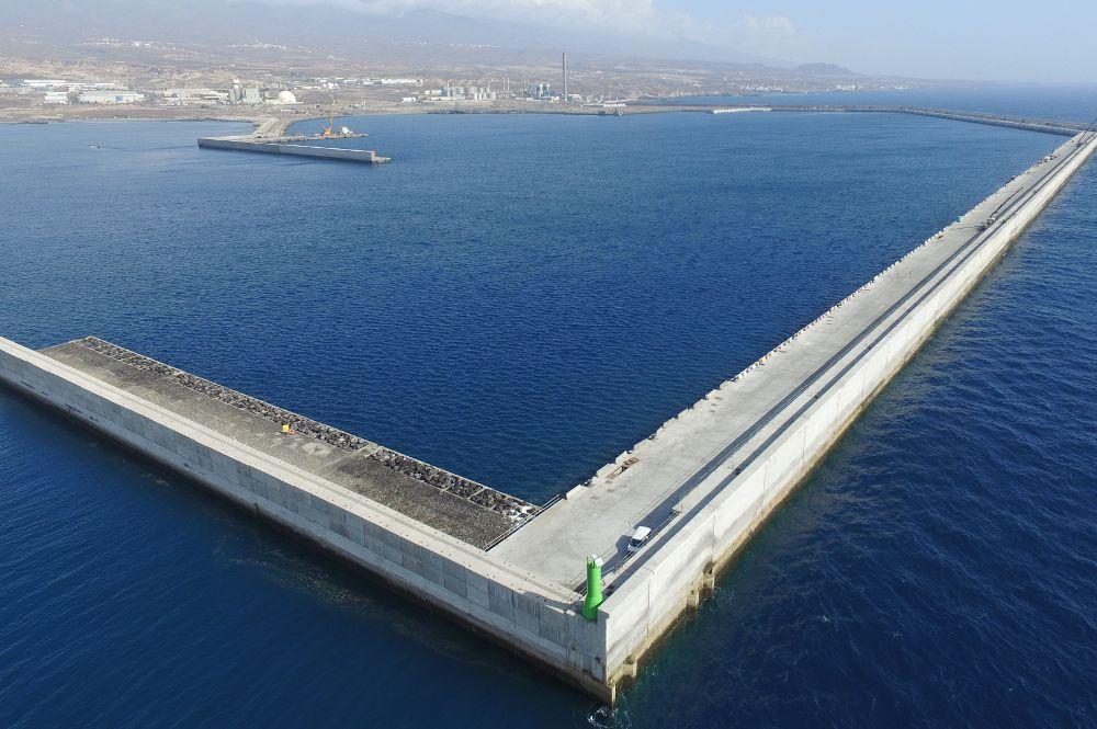 Las vicisitudes del Puerto Industrial de Granadilla desde que se concibió hasta la realidad actual