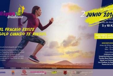 'La Espíritu Triabona', este sábado por la tarde en el Casco