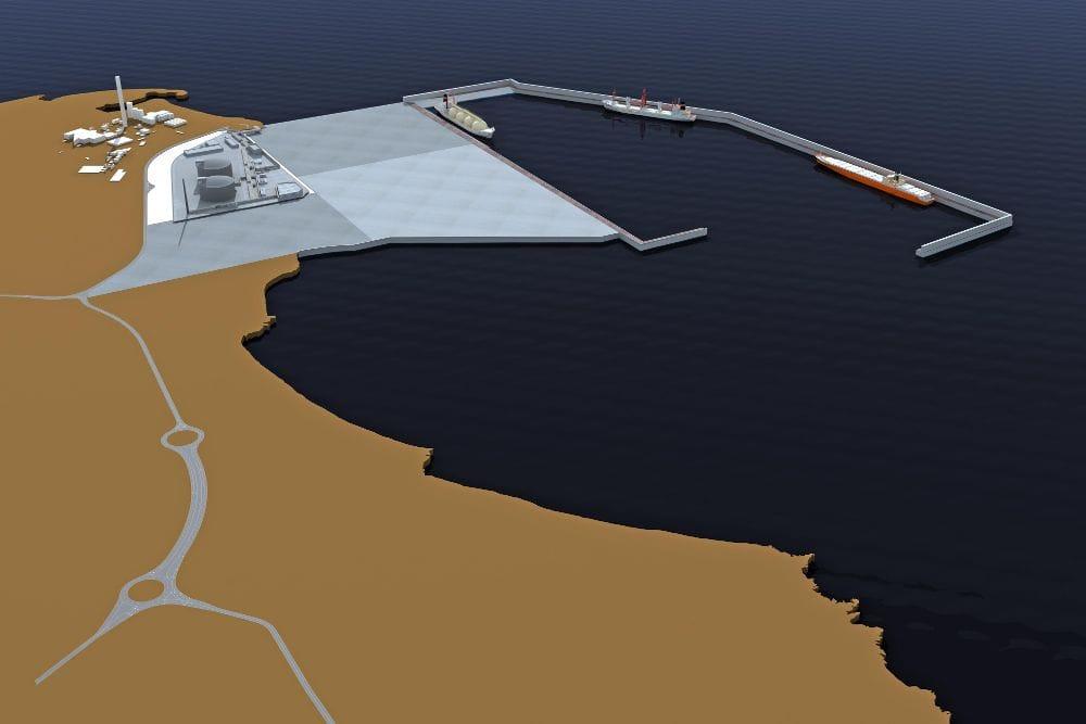 Sobre la anulación de la autorización concedida en 2012 para construir la Planta de Gas en el Polígono Industrial de Granadilla de Abona