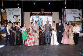 La 'Romera Mayor' y la 'Reina' de las Fiestas Mayores 2018
