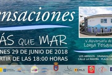 'Sensaciones Más que Mar' 2018, este viernes en Los Abrigos
