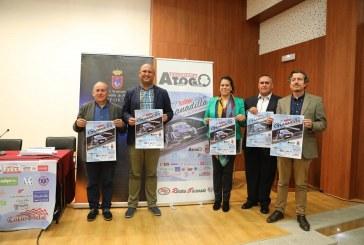 La XXVII edición del Rally Villa de Granadilla 'Trofeo Archiauto Ford', este viernes y sábado