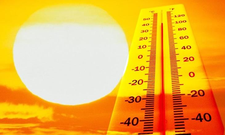 Alerta por altas temperaturas este lunes y martes