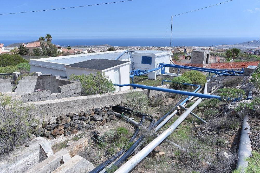 'Agua desalada' para abastecer a San Isidro