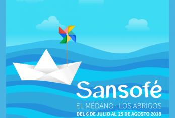 'Animación Infantil' en Los Abrigos y 'Cine al Aire Libre' en El Médano, este domingo con motivo de 'Sansofé 2018'