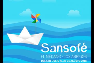 'Sansofé 2018', hasta el 25 de agosto en El Médano y Los Abrigos