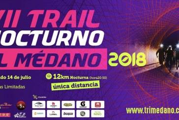 El 'VII Trail Nocturno El Médano 2018', este sábado