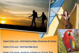 'Verano Joven 2018': La inscripción para la actividad 'Visita al Siam Park' del viernes 24 de agosto finaliza este miércoles
