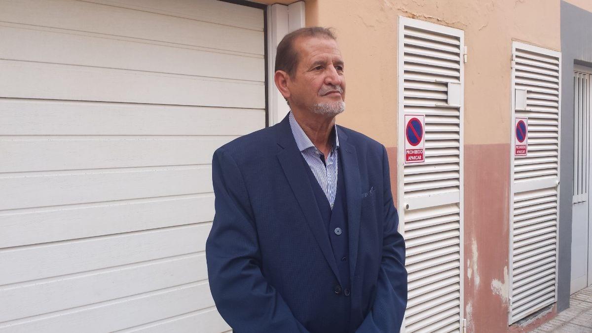 """Ahmed Embarec Mohamed, vicepresidente de la comunidad musulmana en Granadilla de Abona:""""Nos entendemos muy bien con el entorno vecinal"""""""