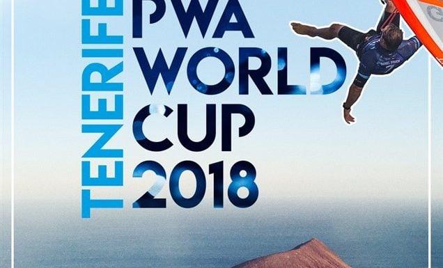 El 'Mundial de Windsurfing' en la modalidad de olas (PWA Tenerife 2018), a lo largo de esta semana en El Médano
