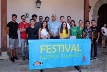 Sobre el 'Festival de Nuevos Talentos' de este sábado