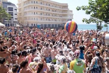 'Sansofé 2018': 'Concierto del grupo Jeita' este sábado en Los Abrigos y 'Fiesta de la Espuma' y 'Cine al Aire Libre' este domingo en El Médano