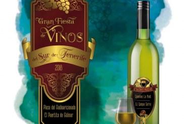 La 'Gran Fiesta de Vinos del Sur de Tenerife 2018', este viernes en el Puertito de Güímar con transporte gratuito desde Granadilla de Abona