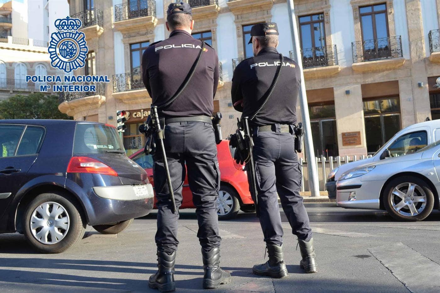 Granadilla de Abona, el municipio de Tenerife donde más subió la criminalidad el pasado año, con un 5,6 % de aumento y un total de 1.856 delitos denunciados