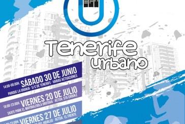 'Tenerife Urbano' en el Skate Park de El Médano, este viernes dentro de la programación de 'Sansofé 2018'