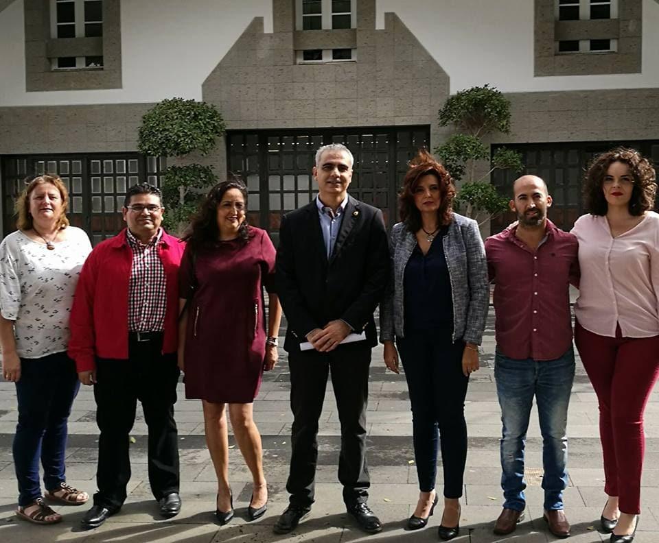 Resultado de imagen de PSOE Granadilla de Abona