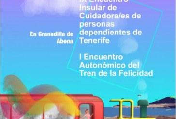 El 'IX Encuentro Insular de Cuidadoras/es de Personas Dependientes de Tenerife' y el 'I Encuentro Autonómico del Tren de la Felicidad', del 2 al 5 de octubre en Granadilla de Abona