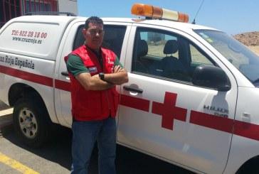 San Isidro es el núcleo poblacional que actualmente concentra el mayor número de demandas de ayudas de Cruz Roja de todo el Sur de Tenerife