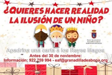 La campaña 'Ayuda a los Reyes Magos': Haz realidad la ilusión de l@s niñ@s necesitad@s del municipio