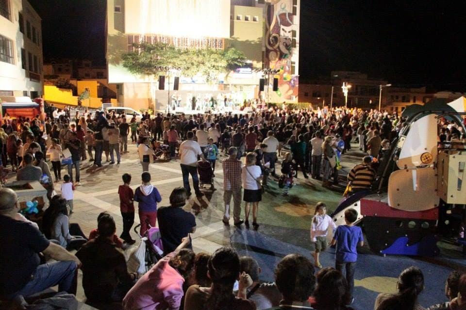 'Con sabor a Navidad' y 'Música en Vivo', este viernes en San Isidro y Los Abrigos dentro de la programación navideña
