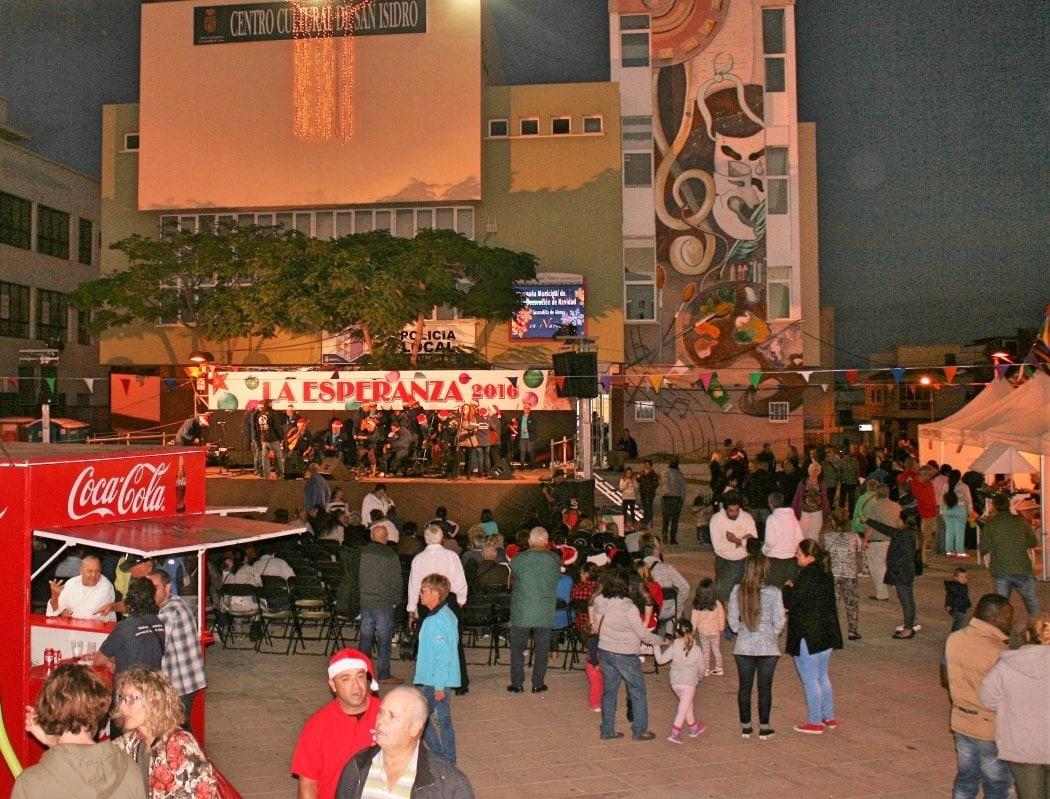 Cambios en la actividad 'Con Sabor a Navidad' de este viernes en San Isidro