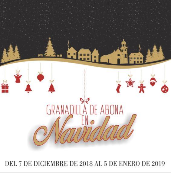 Programa 'Granadilla en Navidad' y arranque de las actividades este viernes a las 19:30 horas en el Museo de Historia