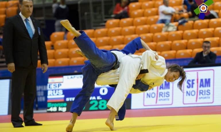 La 'IX Copa de España de Judo' en las categorías Infantil y Cadete, este sábado en el Pabellón Municipal de Deportes