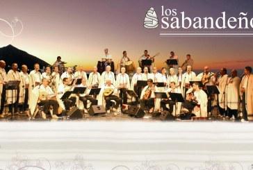 'Concierto de Navidad de Los Sabandeños', este domingo a las 19:00 horas en la Plaza de la Cultura de San Isidro