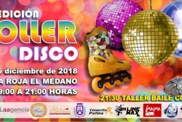 'Taller Infantil', 'Roller Disco' y 'Taller de Baile Country' en El Médano, y 'Audición de Navidad' en San Isidro, este sábado dentro de la programación navideña