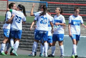 La UD Granadilla Tenerife Egatesa cierra el año futbolístico este sábado en el campo de La Palmera ante el colista Madrid CFF