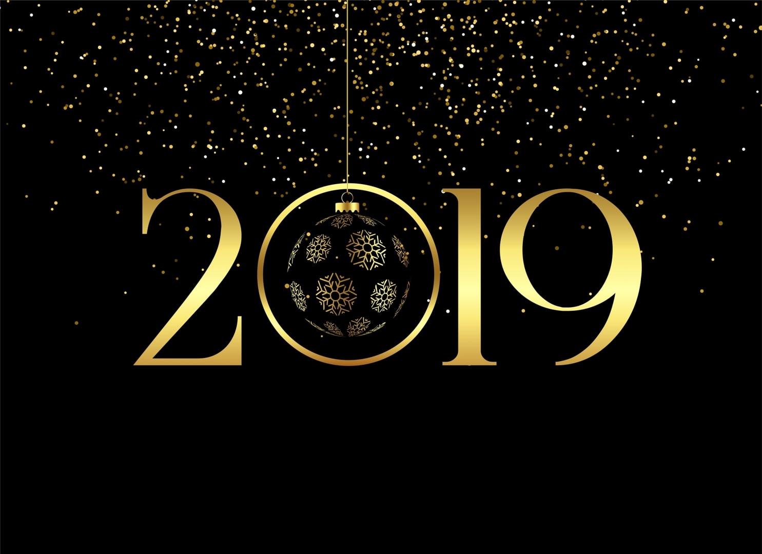 ¡Nuestros mejores deseos para 2019!