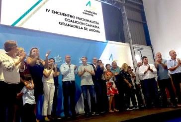 """Conclusiones del 'IV Encuentro Nacionalista de Granadilla de Abona': """"Estamos resolviendo los problemas de la gente"""", """"nos atacan porque podemos ganar"""", """"lo mejor está por llegar"""",…"""
