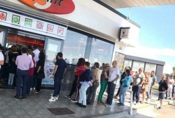 La 'gasolinera de la suerte' repartió otra vez y por sexto año consecutivo grandes premios en los pasados sorteos de la Lotería de Navidad y del Niño (I)