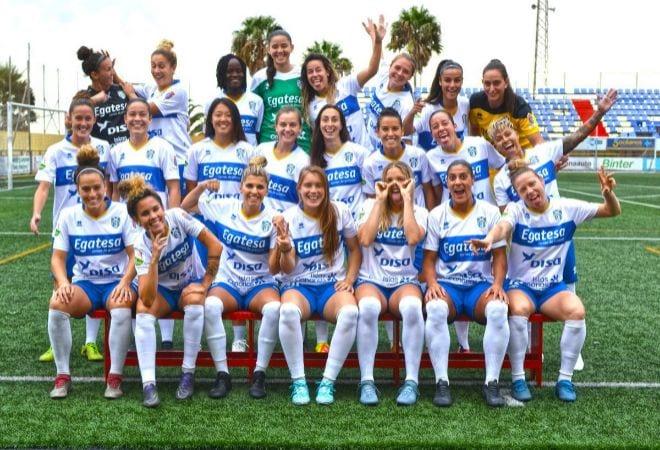 El 'milagro' del historial de las cuatro temporadas consecutivas que lleva la 'UD Granadilla Tenerife Egatesa' en la Liga Iberdrola